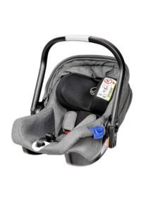 ADAC testet 18 Kindersitze