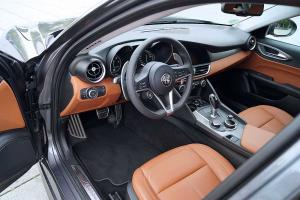 Alfa Romeo Giulia Super 2.0 Turbo 2017