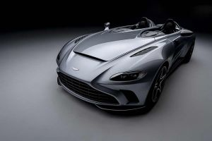 Aston Martin V12 Speedster - 2020