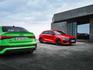 Audi RS 3 Limousine und Audi RS 3 Sportback - 2021