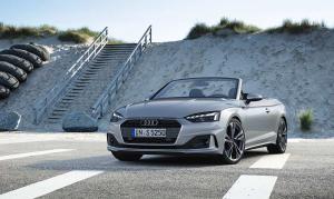 Audi A5 Facelift (2020)
