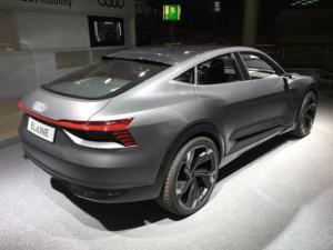 Audi Elaine Concept CEBIT2018
