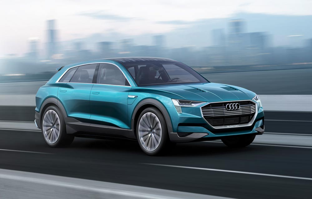 Audi CES 2016