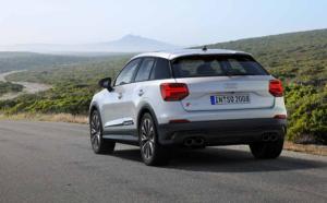 Audi SQ2 - Modelljahr 2019