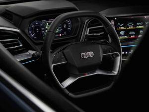 Der neue Audi Q4 E-tron 2021