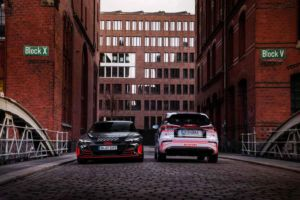 Der neue Audi Q4 E-tron und GT Quattro 2021