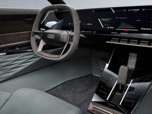 Audi Skysphere Concept - IAA 2021
