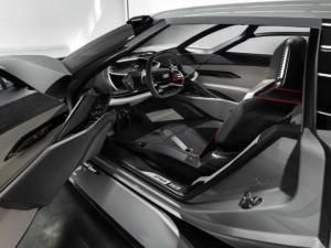 Audi PB18 E-Tron - Pebble Beach 2018
