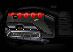 Fünfzylinder Audi TT RS