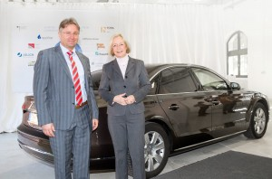 Sprit der Zukunft - Audi Synthetik-Treibstoff
