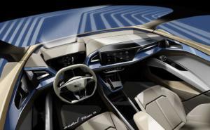 Audi Q4 e-tron concept - Genf 2019