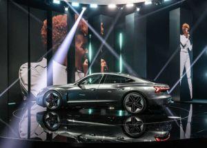 Audi e-Tron GT quattro und Audi RS e-Tron GT- Online-Weltpremiere