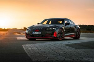 Weltpremiere Audi RS e-Tron GT Prototyp - Vorab-Bilder vom Prototypen