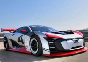 Audi e-tron Vision Gran Turismo 2018