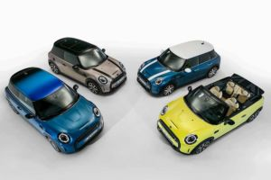 Mini Cooper Facelift 2021
