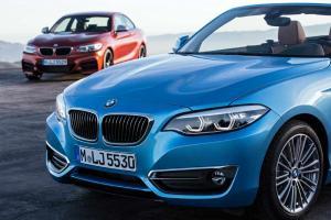 BMW 2er Coupé und Cabrio 2017