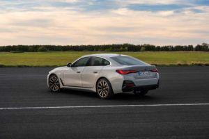 BMW 4er Gran Coupé - MJ 2022