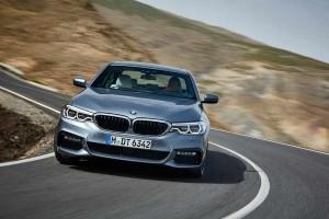 BMW 5er mit M-Sportpaket Mj. 2017