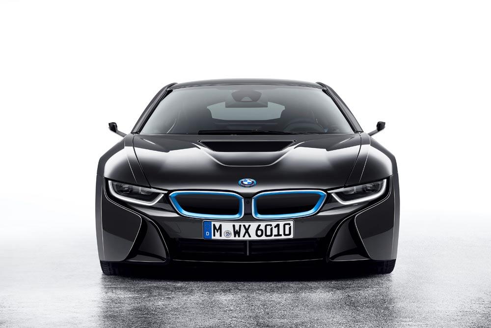 BMW i8 Mirrorless - CES 2016