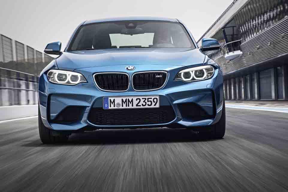 BMW M2 Mj 2016