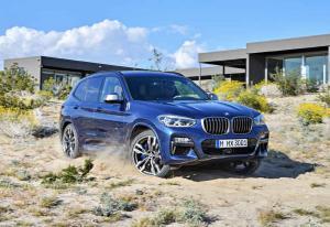 Der neue BMW X3 xDrive M40i