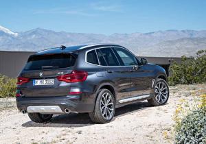 Der neue BMW X3 xDrive30d mit xLine