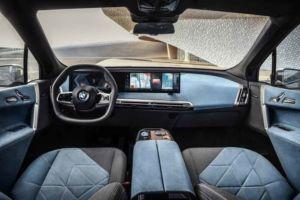 BMW iX 2021