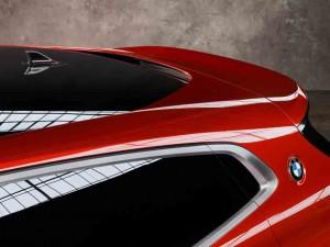 BMW Concept X2 - Paris 2016
