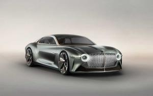 Bentley EXP 100 GT - Konzeptstudie 2019