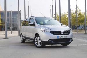 Dacia Lodgy dCi 110 (7 Sitzer)