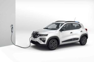 Dacia Spring Electric 2021