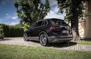 AEZ Raise auf VW Tiguan II