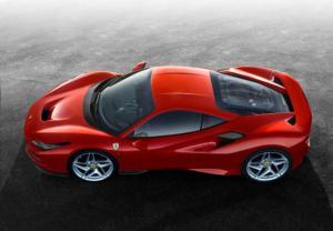 Ferrari F8 Tributo - Genf 2019
