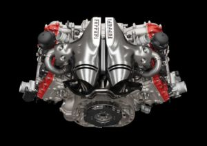 296 GTB Motor