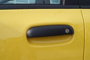 Fiat Panda Cross 1,3 - 80 PS gelb