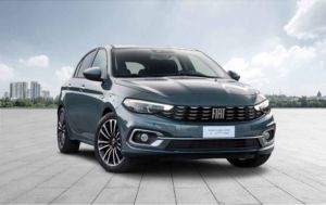 Facelift Fiat Tipo 2020