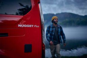 Ford Transit Custom Nugget Trail