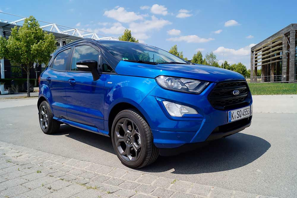 Ford EcoSport ST-Line 1.0 EcoBoost Start-Stopp-System 103 kW - MJ2020