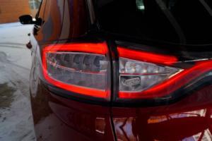 Ford Edge Titanium 4x4  2.0 TDCI 180 PS