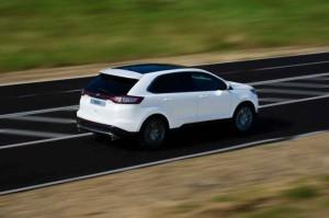 Ford Edge EU-Version - IAA 2015