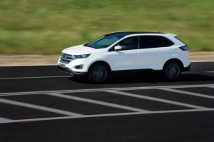 Ford Edge EU-Version - IAA 2015
