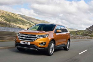 Ford Edge EU-Version