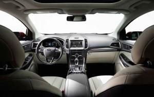 Ford Edge EU-Version