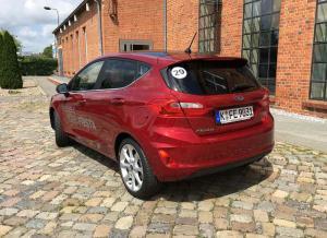 Ford Fiesta Titanium 2017