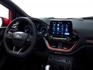 Interieur Ford Fiesta ST-Line