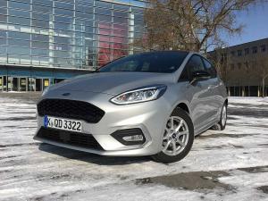 Ford Fiesta ST-Line - Fahrbericht 2018