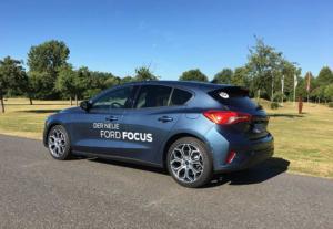 Ford Focus 2019 Titanium