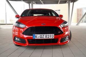 Ford Focus ST im Fahrbericht  01/2017