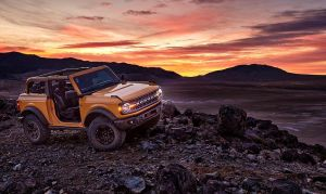 Ford Bronco - 2021