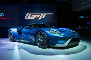 Ford GT - Genf 2015